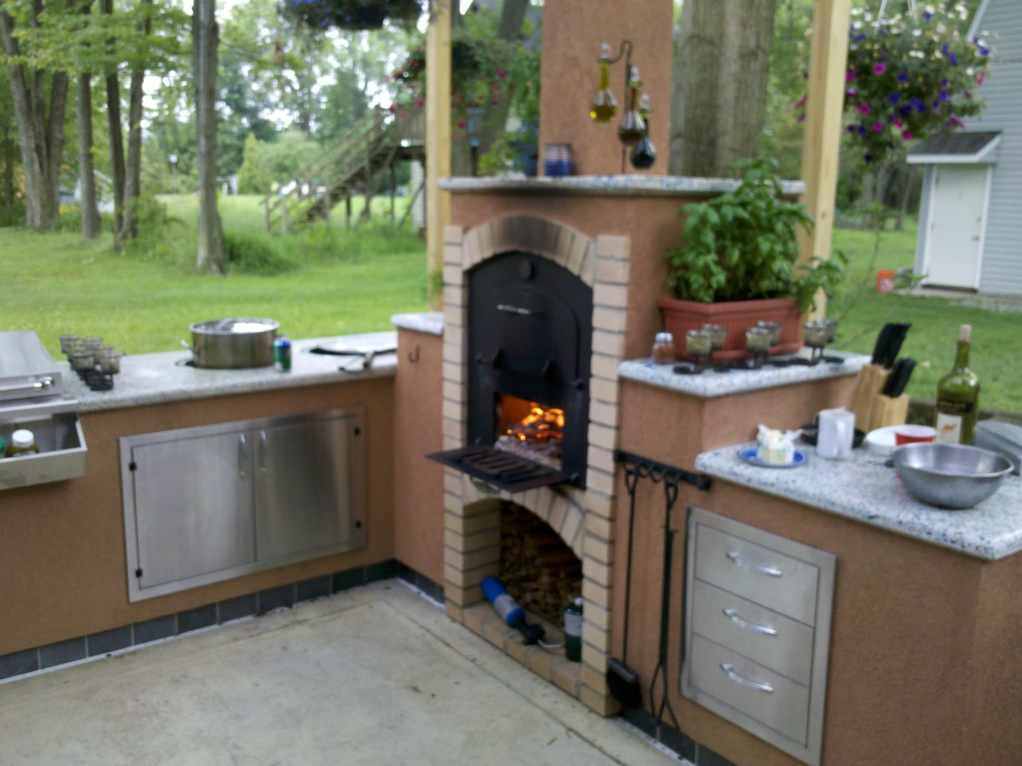 Cleveland Outdoor Kitchens