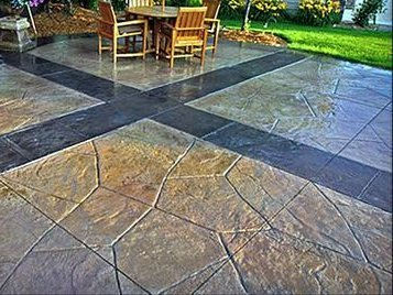 Stamped Concrete Cleveland, Ohio